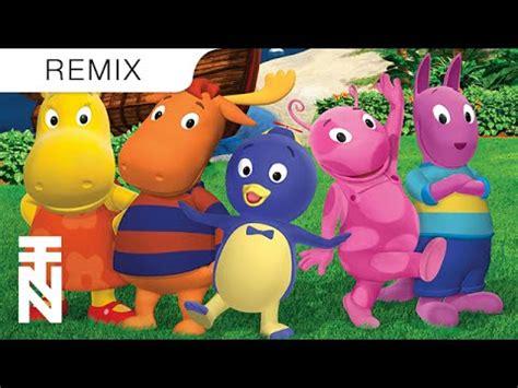 Backyardigans Remix The Backyardigans Trap Remix