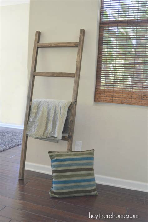 diy blanket diy blanket ladders lolly