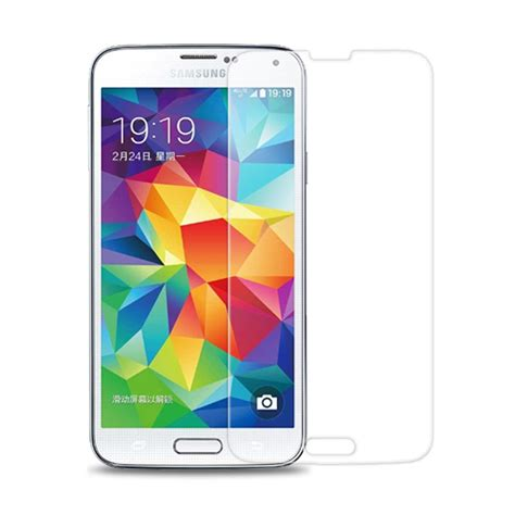wholesale 9h tempered glass screen protector for samsung galaxy s5 mini