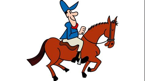 keep on riding on and on house music horse riding cartoon youtube