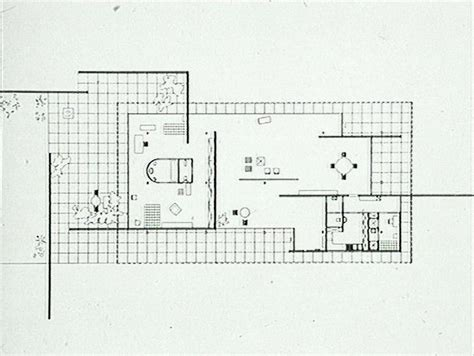 mies van der rohe farnsworth house plan 1000 images about mies van der rohe on pinterest farnsworth house seagram building