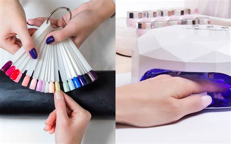 Getting A Manicure by What You Need To Before Getting A Gel Manicure