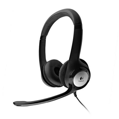 Headset Logitech H 390 logitech h390 headset o 225 ziscomputer hu