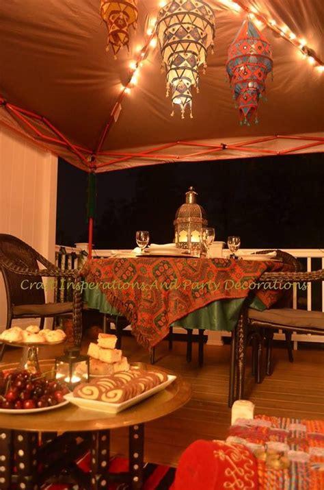 ramadan decor eid  ramadan parties  decorations