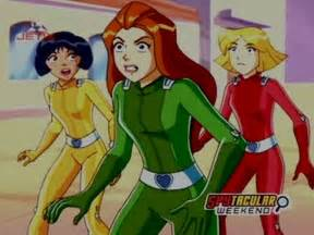 totally spies totally spies photo 1617742 fanpop