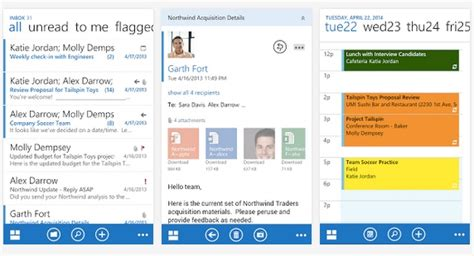 outlook web app android outlook web access app for android released