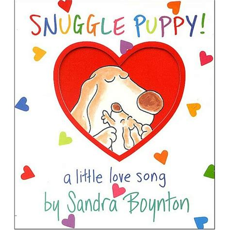 snuggle puppy book snuggle puppy board book the learning basket