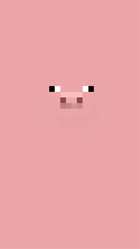 wallpaper iphone 5 piglet pink pig minecraft iphone wallpaper iphone 5 iphone5
