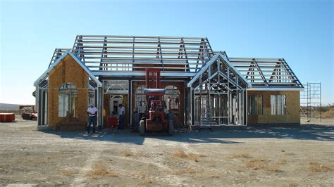 steel framed homes design house design ideas