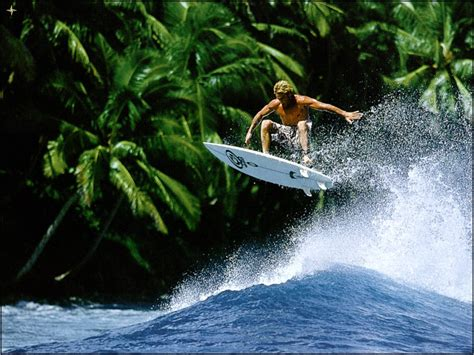 Surfing In by Bali Surf Wallpaper