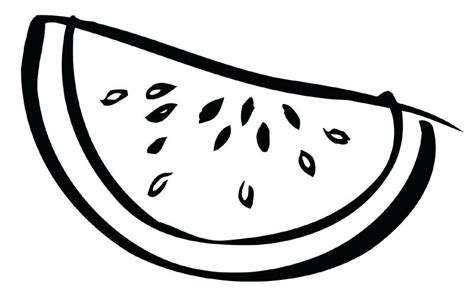 preschool watermelon coloring pages watermelon coloring sheets watermelon colouring page