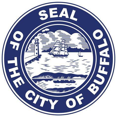 City Of Buffalo Property Records File Seal Of Buffalo New York Svg Wikimedia Commons