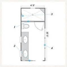 bathroom floor plans for small spaces best 25 small bathroom layout ideas on pinterest small