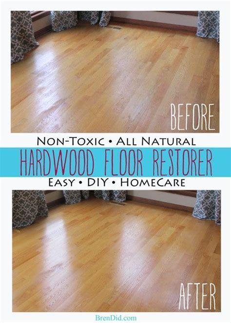 1000  ideas about Clean Hardwood Floors on Pinterest