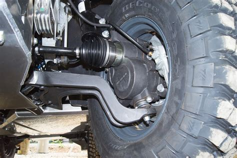 Vw T6 Tieferlegen Anleitung by Portal Axle Conversion For Vw T5 4motion By Seikel