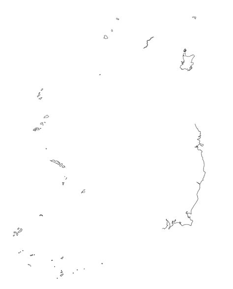 Ie Map Area Outline by Blank Map Of Indonesia