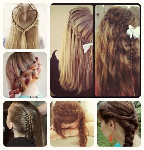 hairstyles for school with extensions easy hairstyles for long hair for school
