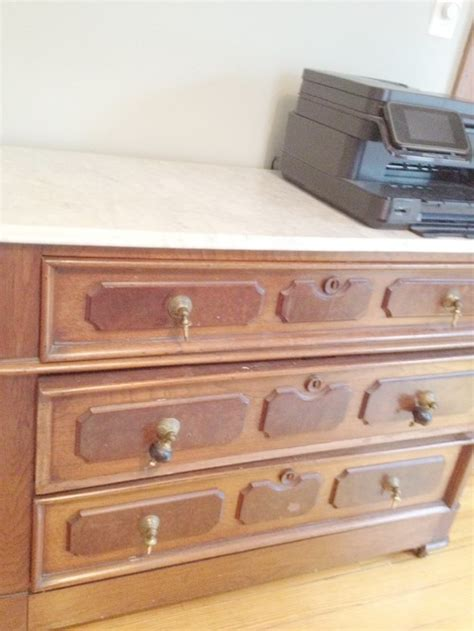 Marble Top Antique Dresser by Antique Marble Top Dresser Not Practical