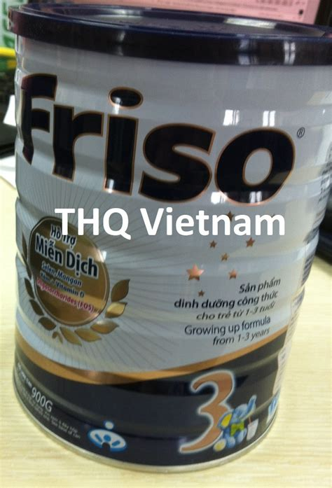 Friso Gold 4 900gr 900gram powder milk