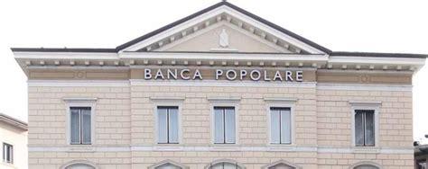 popolare di sondrio sede centrale da banche popolari a spa il termine resta sospeso
