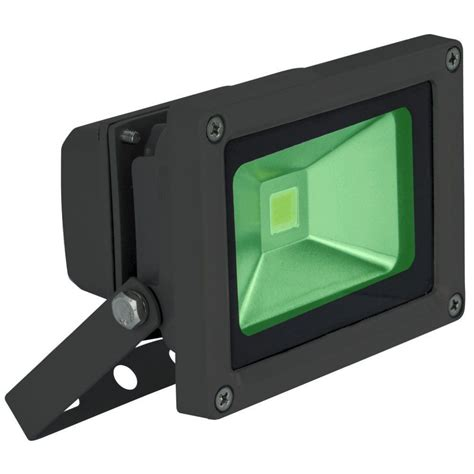 green led flood light green 10 watt high powered led flood light