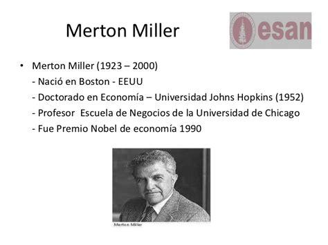 Tarea 5 1 Mba 520 by Tarea 1 Miller Modigliani