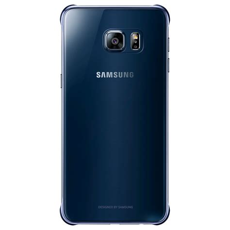Clear Cover by Samsung Clear Cover For Samsung Galaxy S6 Edge Blue