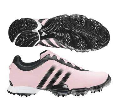 adidas signature paula 2 0 golf shoes pale pink black golf pink shoppe