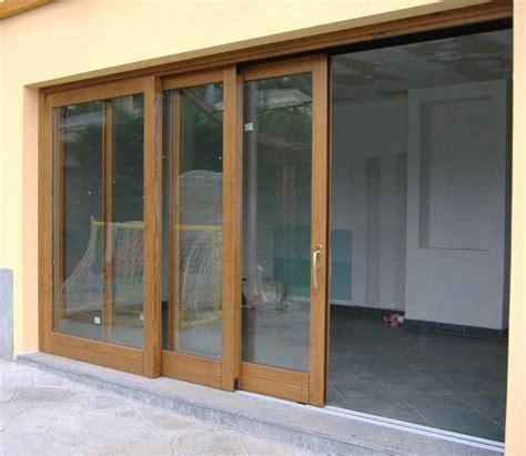 porta scorrevole usata porta finestra scorrevole usata semplice e comfort in