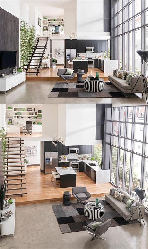 small loft designed for big impact m 225 s de 1000 ideas sobre mezzanine loft en pinterest