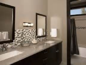 glass tile backsplash ideas bathroom bathroom backsplash tile ideas bathroom design ideas and