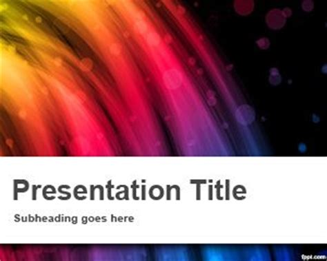 Flash Powerpoint Template Flash Presentation Templates Free