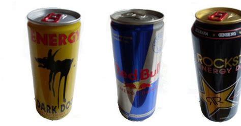 energy drink 1 h la communication de bull