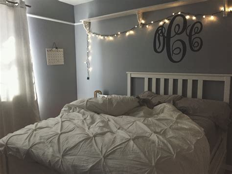 light grey bedroom ideas my room teenage bedroom fairy lights grey white bedroom