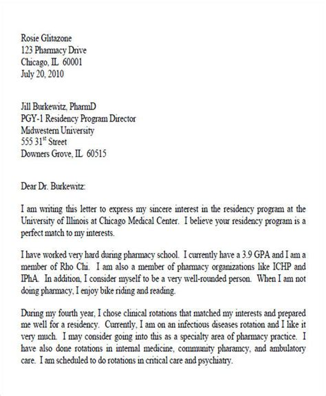 College Intent Letter Exles letter of intent research position 28 images letter of