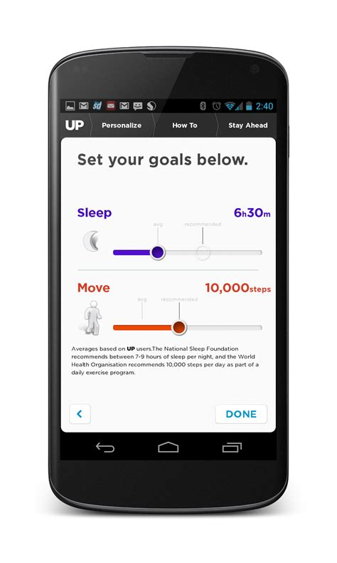 smart devices free is my life tech the jawbone up smart device tracks