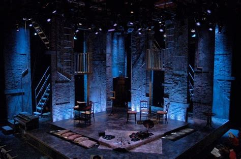 a look at the set design of christian grey s penthouse scene design theatres scenic design theatres lighting
