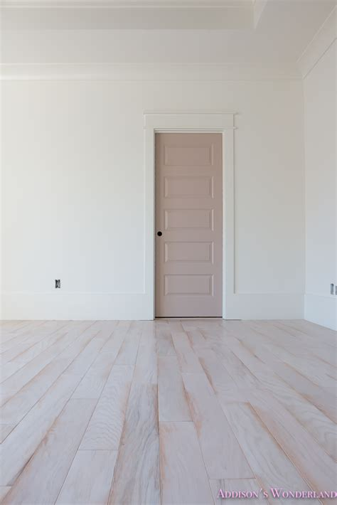 whitewashed hardwood floors winnie s gorgeous white hardwood floors reveal