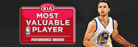 Kia Nba Mvp Stephen Curry 2015 Kia Mvp Golden State Warriors