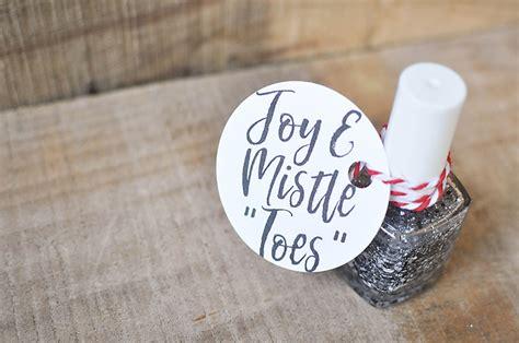 printable nail polish gift tags free printable nail polish gift tags our handcrafted life
