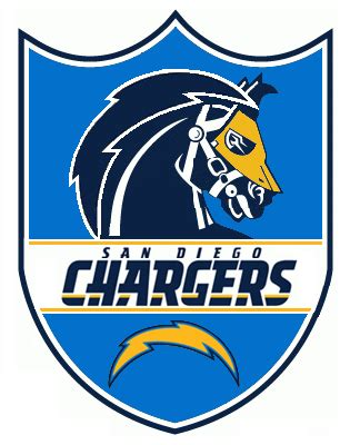 news san diego chargers new san diego chargers logo rosterresource