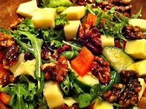 winter pasta salad winter salad with apples and white cheddar recipe dishmaps