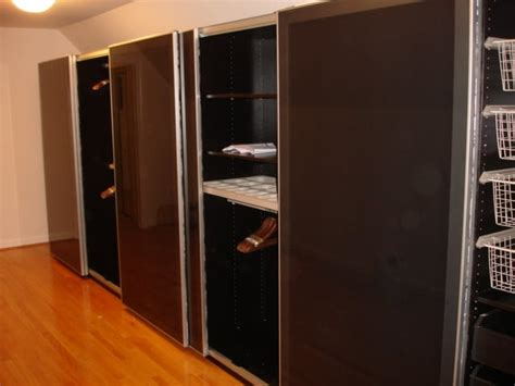 Wardrobe Vs Armoire by Ikea Pax Wardrobe Installation Vs Sliding Doors Completed By Anyassembly In Falls Church