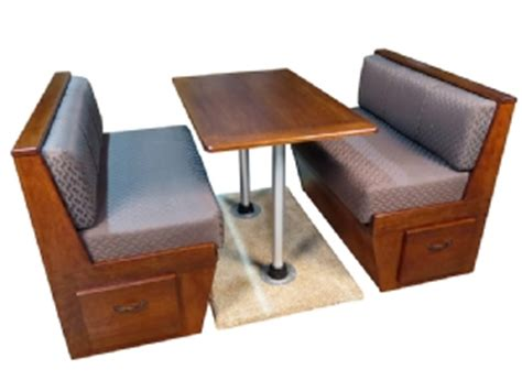 Rv Dining Table And Chairs Rv Dinette And Marine Dinette Furniture