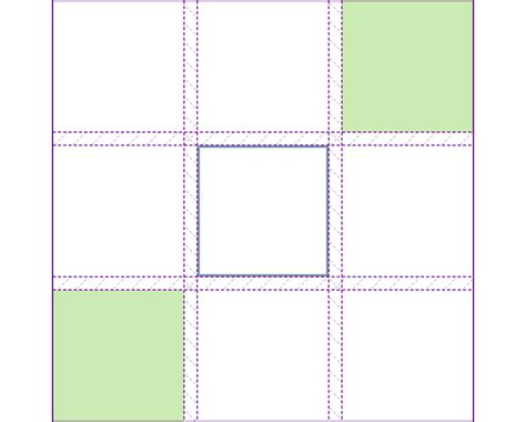 gridlayout empty cell styling empty cells with generated content and css grid