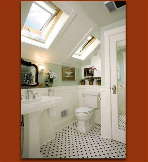 attic bathroom ideas attic works attic bathrooms