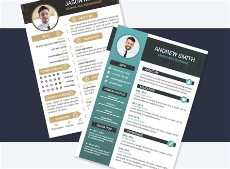 10 Best Free Resume Cv Templates In Ai Indesign Word Psd Formats Freebie 10 Resume Cv Templates Ai Eps
