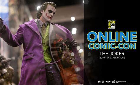 Toys 14 Joker The Ht Qs010 Batman the joker the 1 4 figure toys hi def pop culture