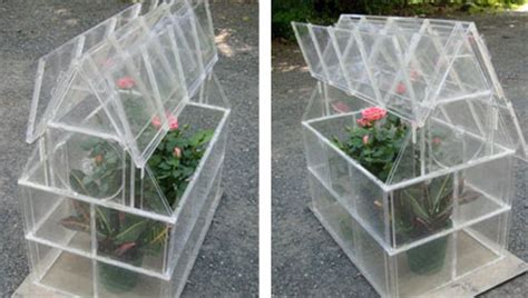 How To Make A Cd Sleeve Out Of Paper - how to recycle a greenhouse out of cd cases