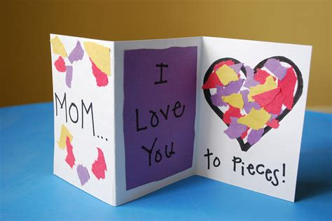 how to make a mothers day card 44 absurd mothers day cards last be confidently